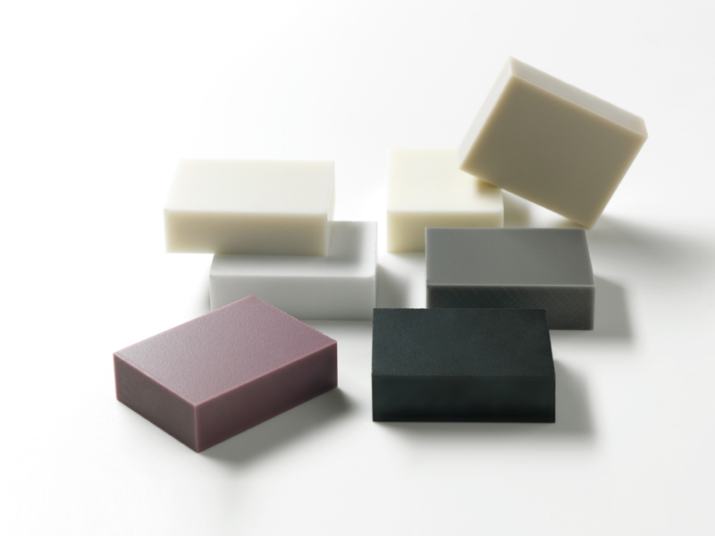 The acrylic stone colours , showcases