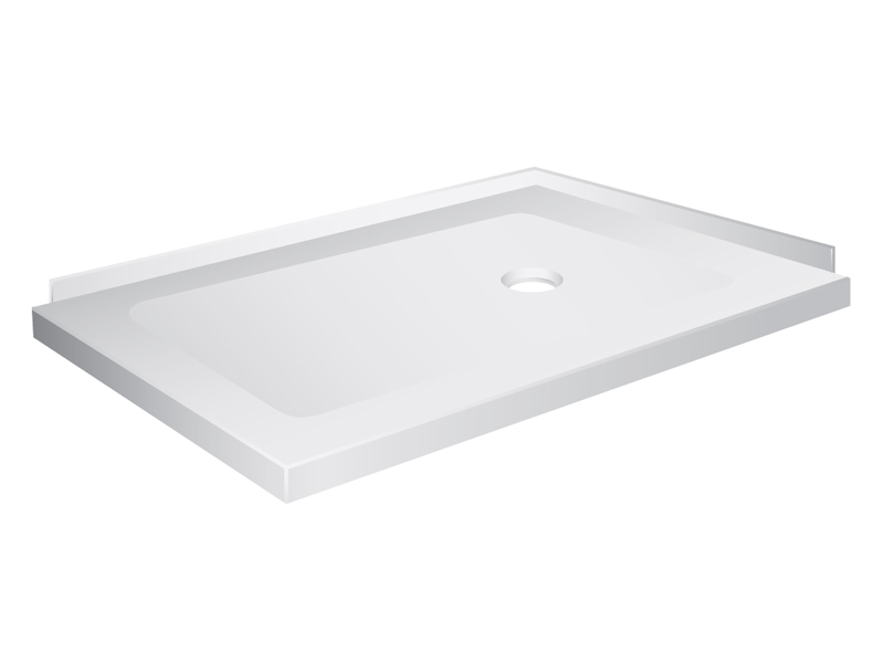 Why choosing a shower tray with backsplash profile