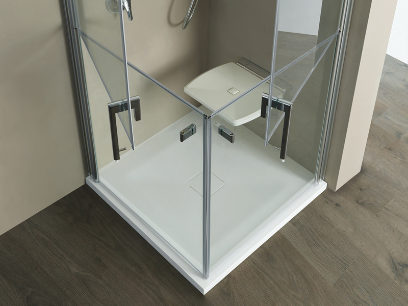safety bathroom shower enclosure