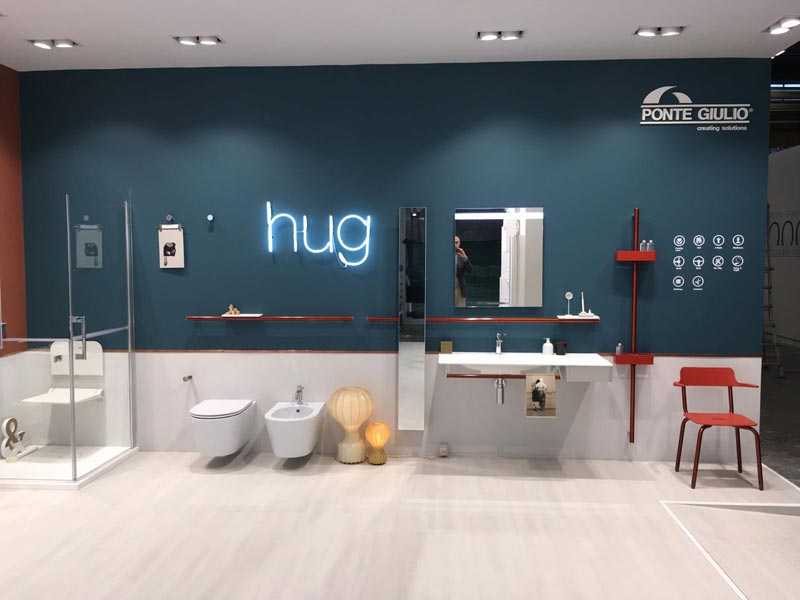 hug, versatile and modern furniture and accessories