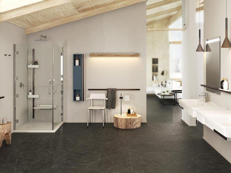 Arredo Bagno Stile Spa : Leader nella produzione ausili e sanitari bagno