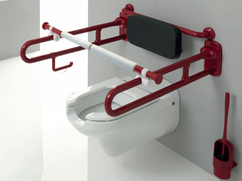 Urban People solution for folding grab bar