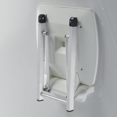 Box Doccia Con Sedile.Una Doccia Senza Barriere Con Preziosi Ausili E Un Elegante Seduta
