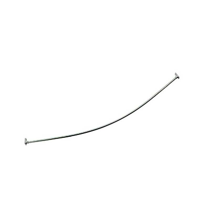 Curved shower rod - C41FGM02