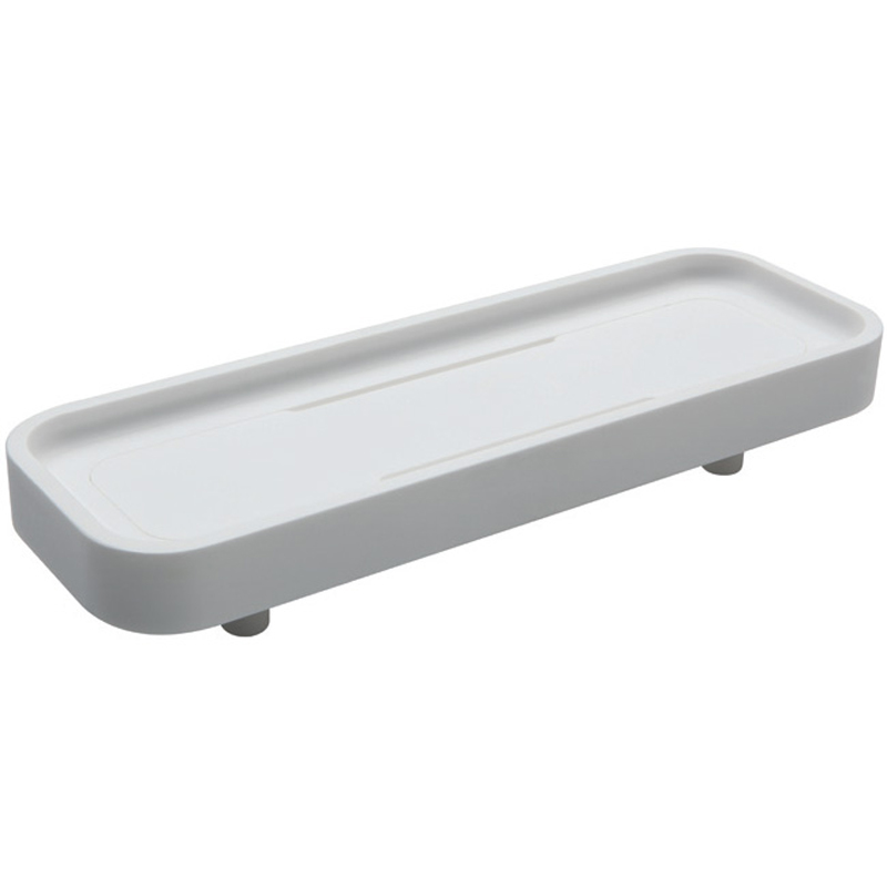 Tray (for grab bar fixing)