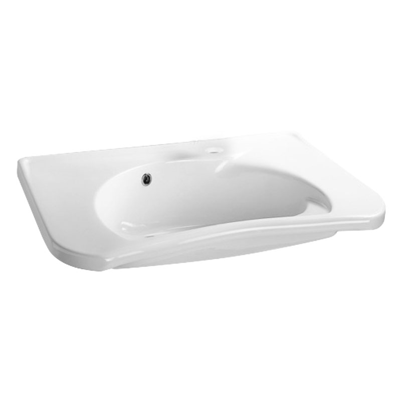 Draw Ergonomic sink B42CNS01