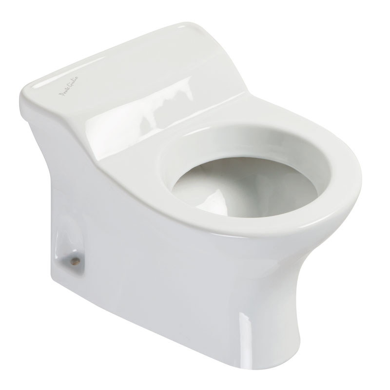 Tiny floor standing WC-bowl for children use