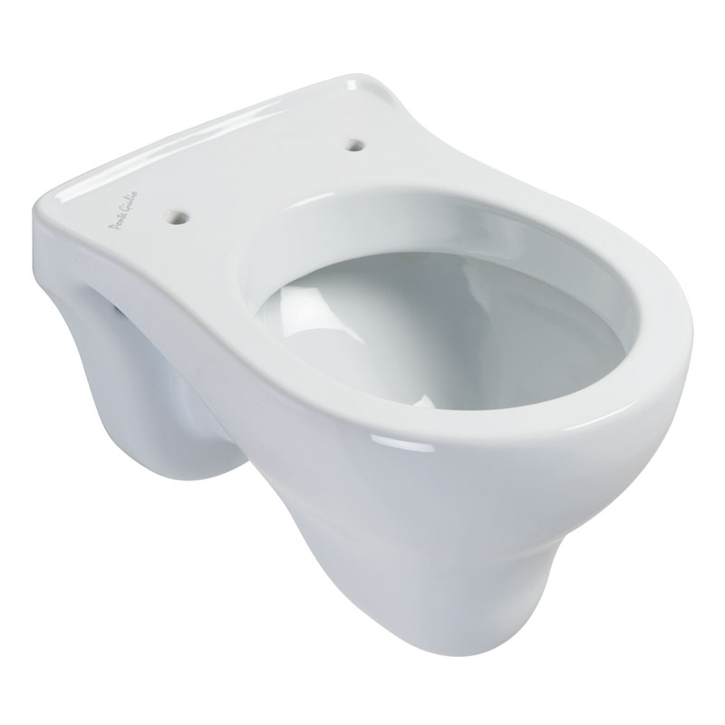 Hanging WC-bowl for children use